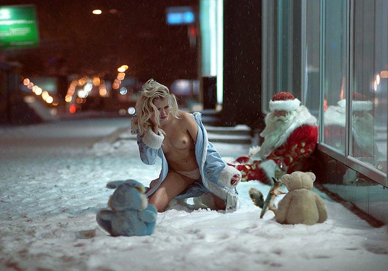 Ничегоскоро Старый Новый Год - скачать фото.
