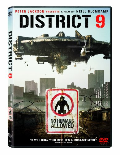 District 9 — No humans allowed